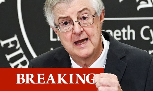 wales-lockdown-mark-drakeford-coronavirus-1349533